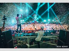The Chainsmokers & Fetty Wap Turn Up at #Fest Billboard