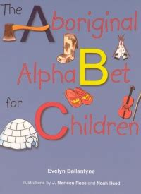 cm magazine  aboriginal alphabet  children
