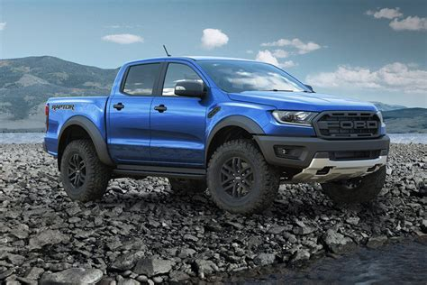 2018 Ford Ranger Raptor Revealed
