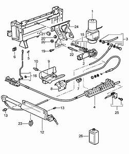 Porsche 996 Convertible Diagrams