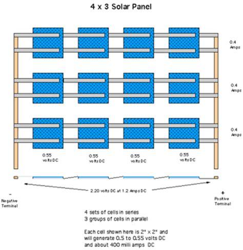 light circuit diagram connect solar panelsinvertersbatteries