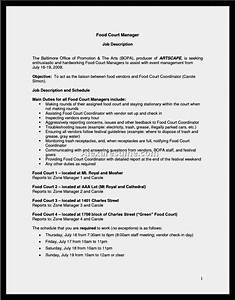 fast food cashier resume example resume template With fast resume template