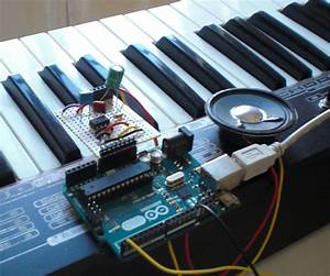 How To Make An Arduino Sound Synthesizer With Midi Interface