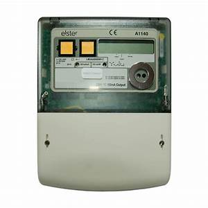 Elster A1140 Mid Polyphase Electricity Meter