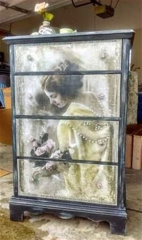 top 260 ideas about decoupage furniture on