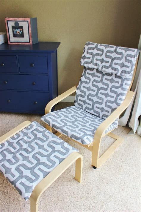 incorporate  ikea poang chair   decor  diy