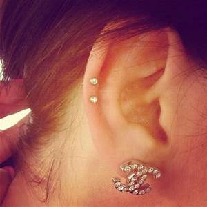 40  Latest Ear Piercings Ideas And Designs