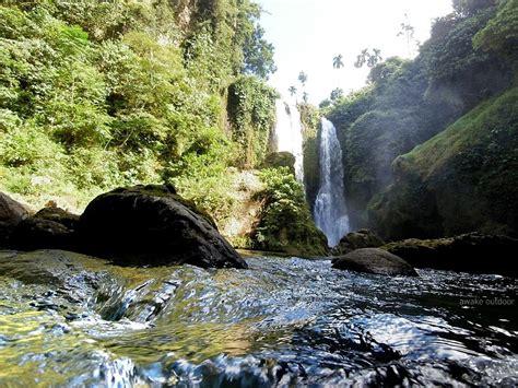 air terjun blang kolam wisata  indonesia