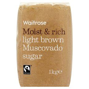 light muscovado sugar waitrose light brown muscovado sugar waitrose