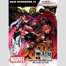 More Allnew Alldifferent Marvel Comics Spoilers! 75% Of 60 Series Added To Post Secret Wars