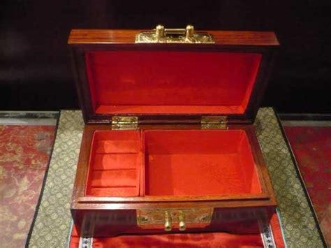 coffre bijoux bois bis aux merveilles d asie