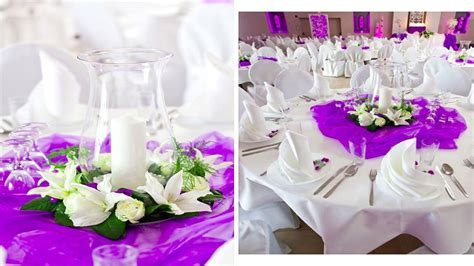 decorating your dining table wedding reception decorations on a budget wedding reception