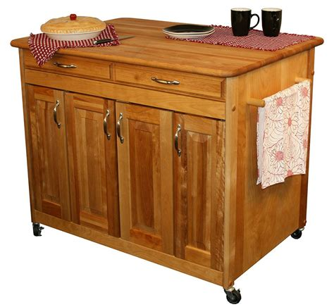 kitchen island work station butcher block work station in kitchen island carts 5238