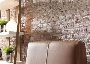 Wandverkleidung Steinoptik Innen : panel piedra ladrillo loft ~ Frokenaadalensverden.com Haus und Dekorationen