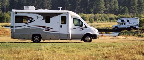 Motorhomes, Travel Trailers, Campers And Park