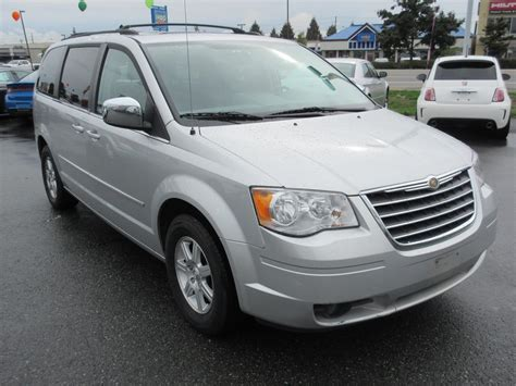 Chrysler Town And Country Touring by 2008 Chrysler Town And Country Touring Langley