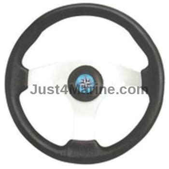 Are Boat Steering Wheels Universal by Boat Technic Steering Wheel Black Silver Universal Cone