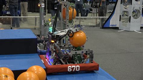 Innovation on display at 30th FIRST Robotics Silicon ...