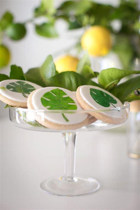 Lemon Themed Birthday Party