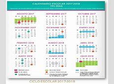DOCENTECA Agenda Escolar Editable 20172018 195 DIAS