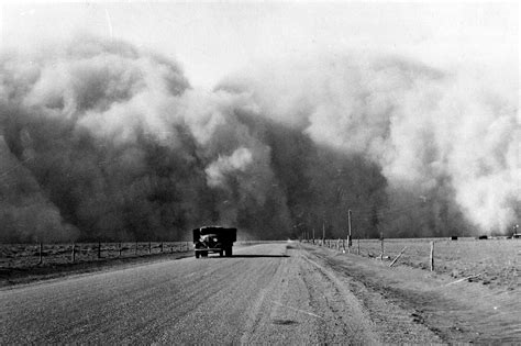 dust bowl drought
