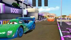 Winter Lightning Mcqueen Loses To Carla Disney Pixar Cars