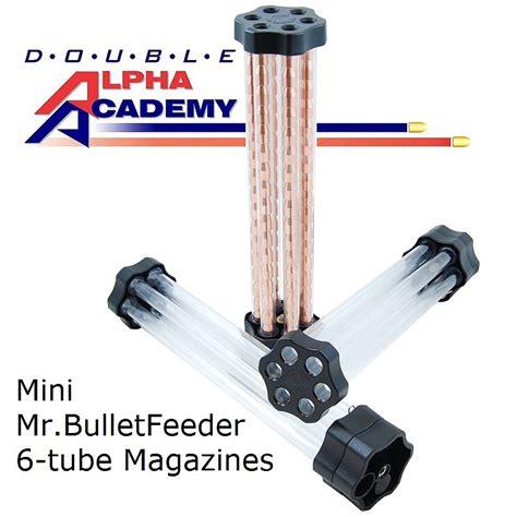 mr bullet feeder alpha mini mr bulletfeeder 6 magazine