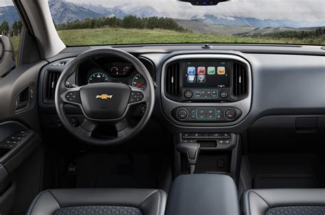 chevy colorado interior 2016 chevy colorado diesel concept price chevrolet 2016