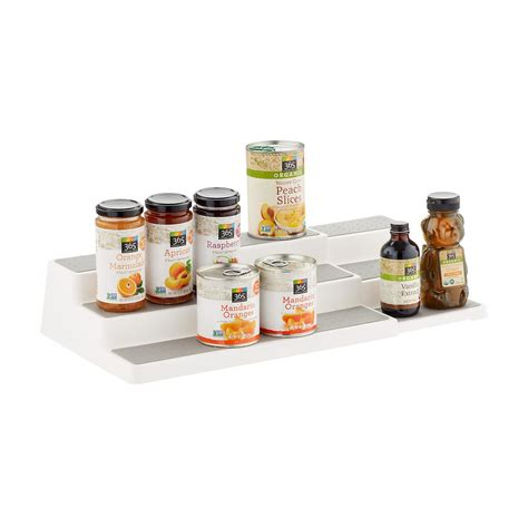 Container Store Spice Racks by Madesmart Expandable Pantry Shelf Spice Organizer The