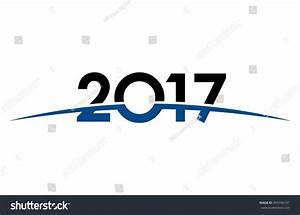 2017 Year Logo Design Year Logo Stock Vector 495746197 ...
