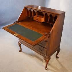 bureau desk antique bureau writing desk mahogany antiques atlas