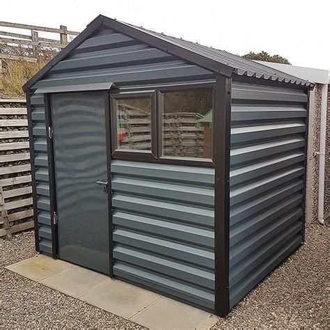 lifelong sheds lifelong apex steel shed gbc
