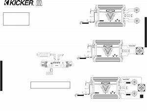 kicker l5 12 wiring diagram 12 diagram electrical With wiring diagram kicker amp free download wiring diagrams pictures