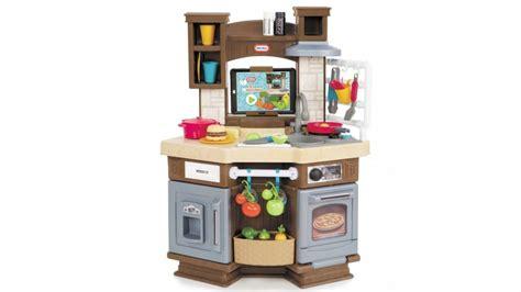tikes cook  learn smart kitchen dunia bermain