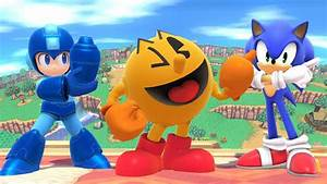 Thank Miyamoto For Pac Man39s Appearance In Super Smash