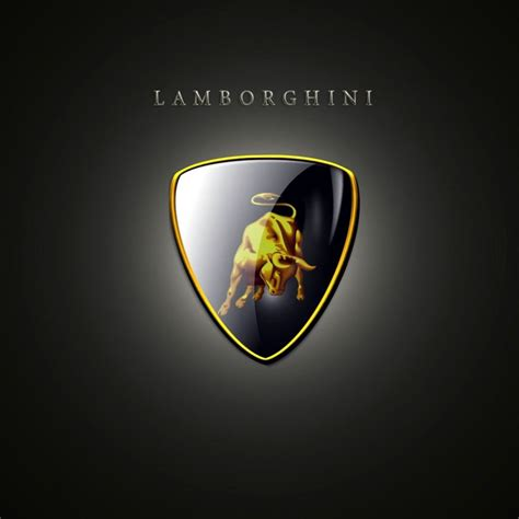 wallpapers  ipad lamborghini logo