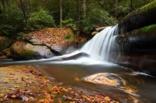 Blue Ridge North Carolina Waterfalls