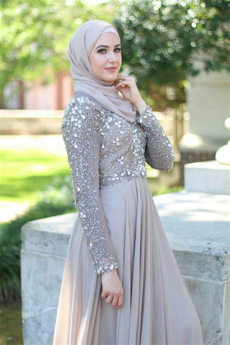 Meilleurs Modeles Robes Hijab Chic Style Hijab