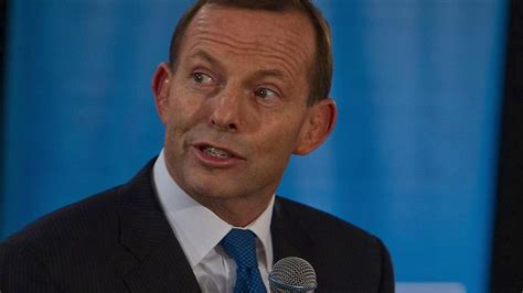 Boat People Tony Abbott by Tony Abbott Promises 250 000 New Jobs But Warns Budget Fix