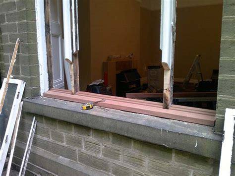 Changing Window Sills by Window Repair What S Involved And How Much Does It Cost