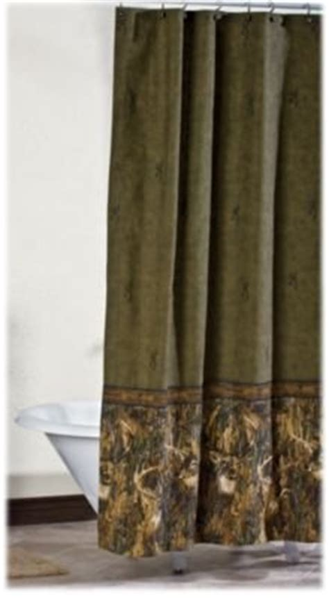 cheap curtains browning whitetails shower curtain 72 x 72