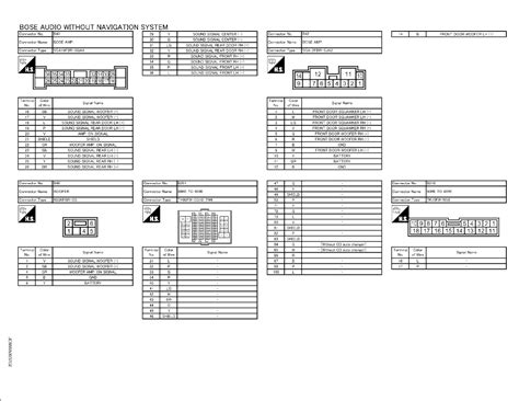 2005 Corvette Bose Wiring Diagram by Adding Subs To Non Nav Bose 07 G35x G35driver