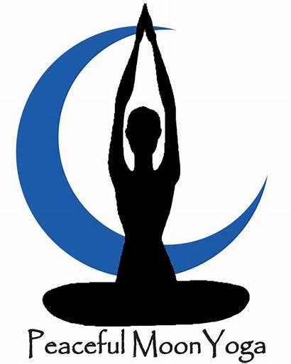 Clipart Meditation Peaceful Yoga Moon Transparent Peace