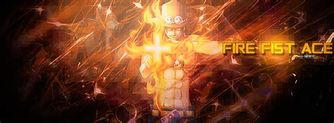 Fire Fist Ace By Raffa On Deviantart