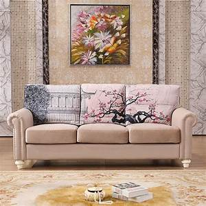 China, Modern, Style, Simple, Wooden, Sofa, Set, Design