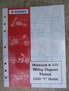 2000 Suzuki Motorcycle Atv Wiring Diagram Manual Y Model