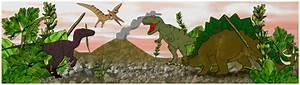 Small World Scenery  Dinosaur Scene