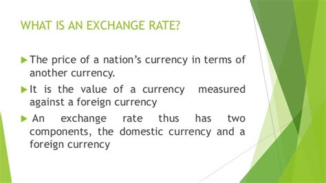 what is currency trading exchange rate and currency convertibility