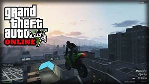 Extreme Motorcycle Parkour! (GTA 5 Funny Moments) YouTube