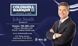 Coldwell banker free online business card templates free for Coldwell banker business cards